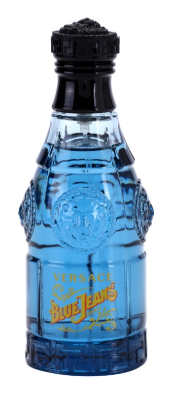 Versace Jeans Blue Eau de Toilette Herren 75 ml