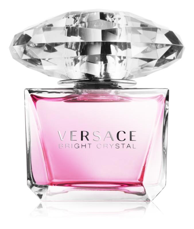 Versace Bright Crystal eau de toilette per donna 90 ml
