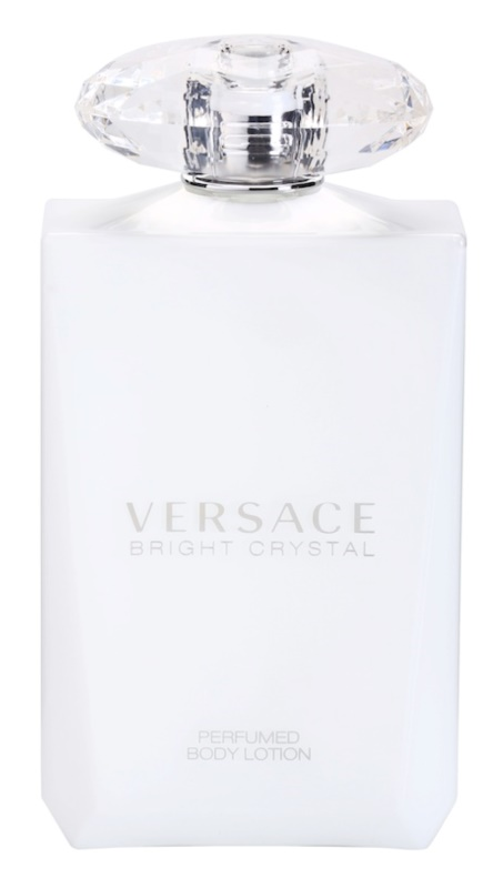 Versace Bright Crystal тоалетно мляко за тяло за жени 200 мл.