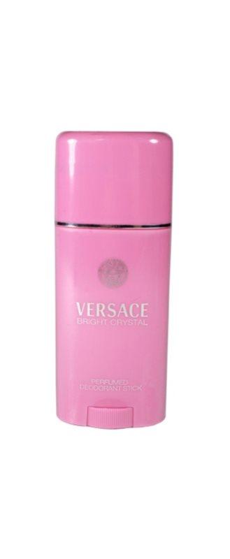 Versace Bright Crystal stift dezodor nőknek 50 ml
