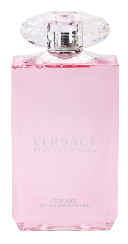 Versace Bright Crystal Shower Gel for Women 200 ml