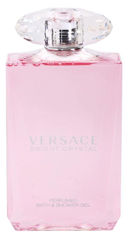 Versace Bright Crystal tusfürdő nőknek 200 ml