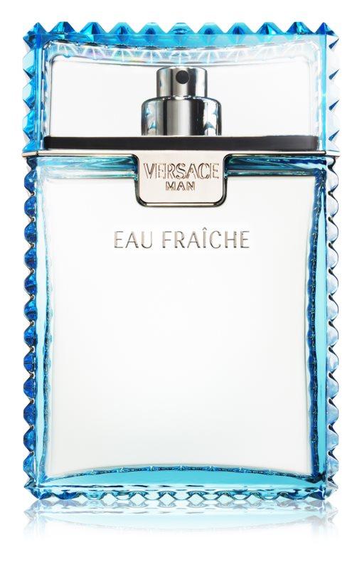 Versace Man Eau Fraîche eau de toilette férfiaknak 100 ml