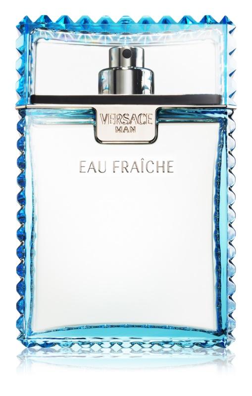 Versace Man Eau Fraîche Eau de Toilette for Men 100 ml