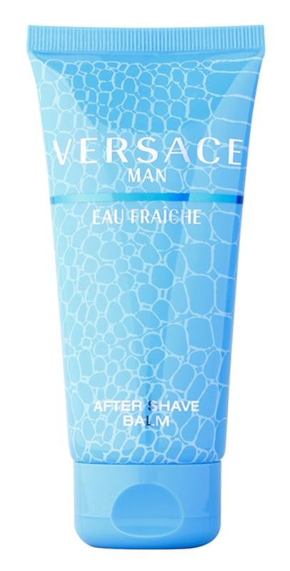 Versace Man Eau Fraîche balzám po holení pre mužov 75 ml
