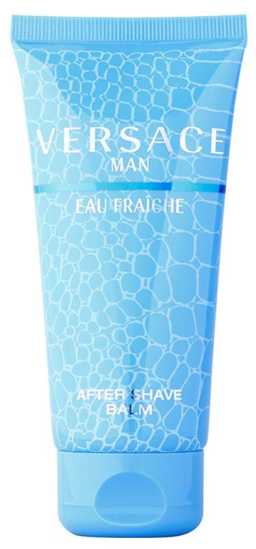 Versace Man Eau Fraîche Baume après-rasage pour homme 75 ml