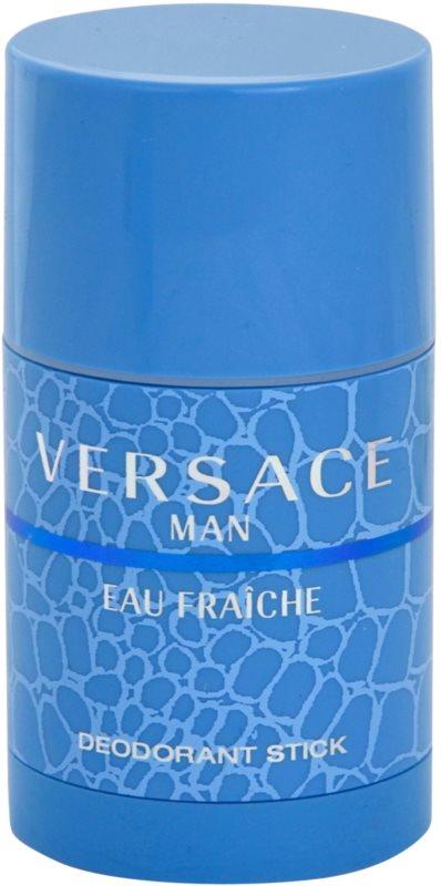 Versace Man Eau Fraîche deodorante stick per uomo 75 ml