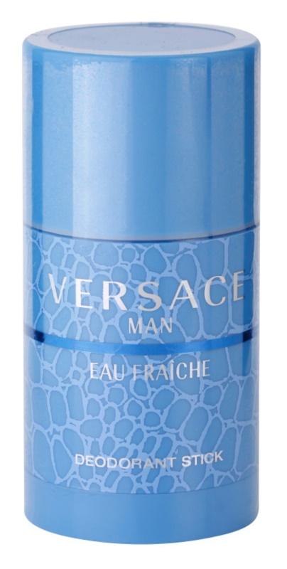 Versace Man Eau Fraîche Deodorant Stick for Men 75 ml (Unboxed)