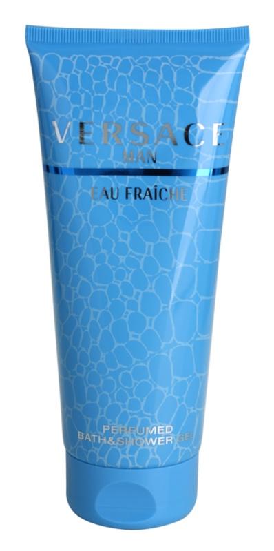 Versace Man Eau Fraîche gel douche pour homme 200 ml