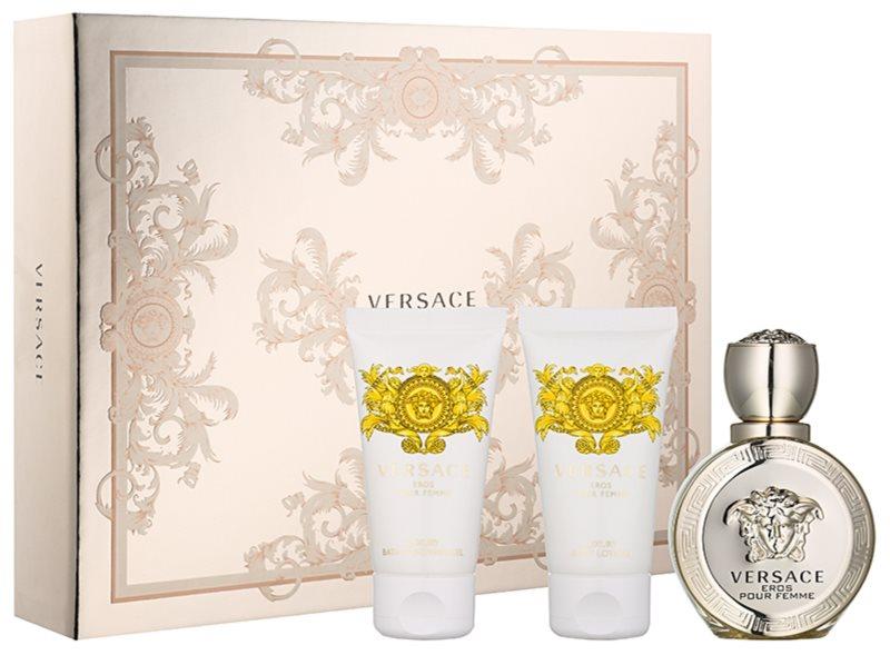 Versace Eros Pour Femme Gift Set VІІ