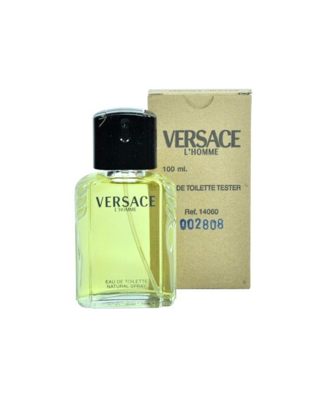Versace L'Homme woda toaletowa tester dla mężczyzn 100 ml