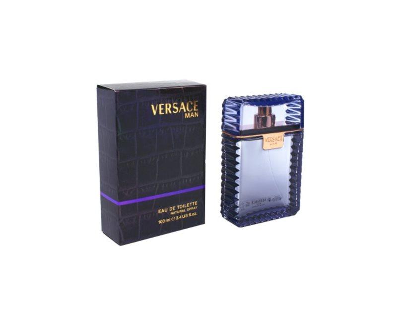 Versace Man Eau de Toilette for Men 100 ml