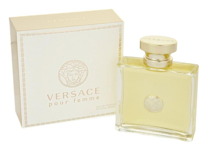 Versace Pour Femme Eau de Parfum für Damen 100 ml
