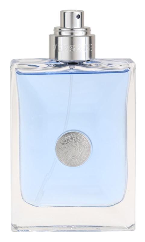 Versace Pour Homme, toaletní voda tester pro muže 100 ml   notino.cz 118caa515dc