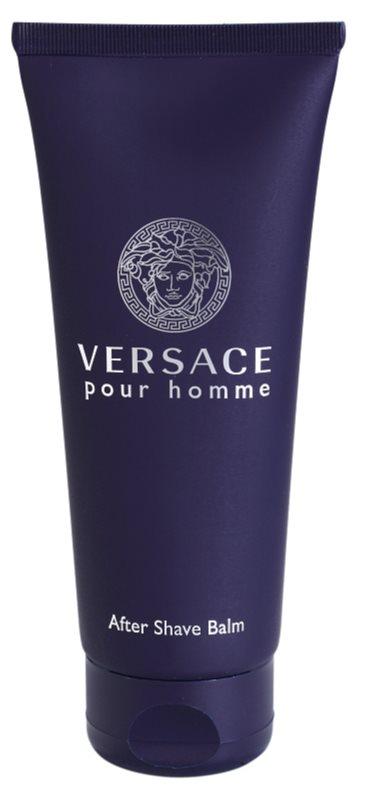 Versace Pour Homme After Shave Balsam für Herren 100 ml