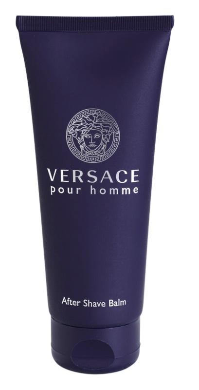 Versace Pour Homme after shave balsam pentru bărbați 100 ml