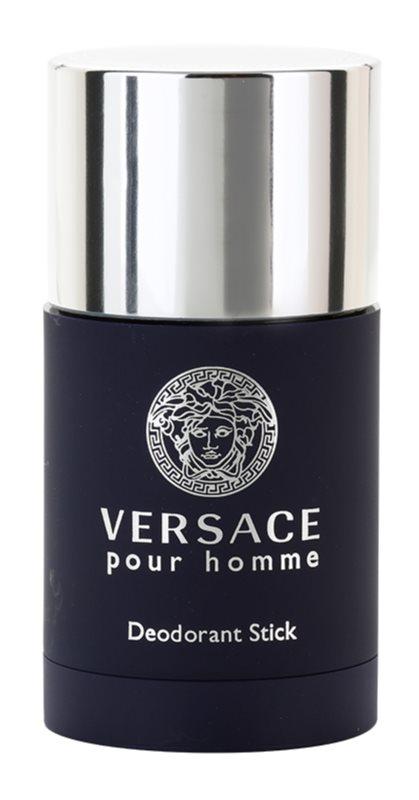 Versace Pour Homme Deodorant Stick voor Mannen 75 ml