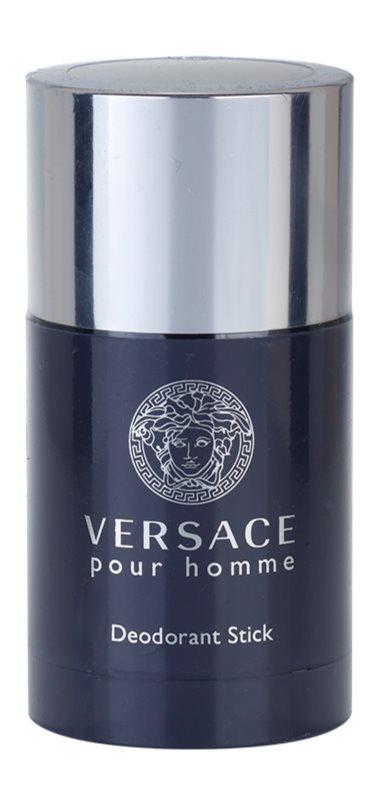 Versace Pour Homme Deodorant Stick for Men 75 ml (Unboxed)