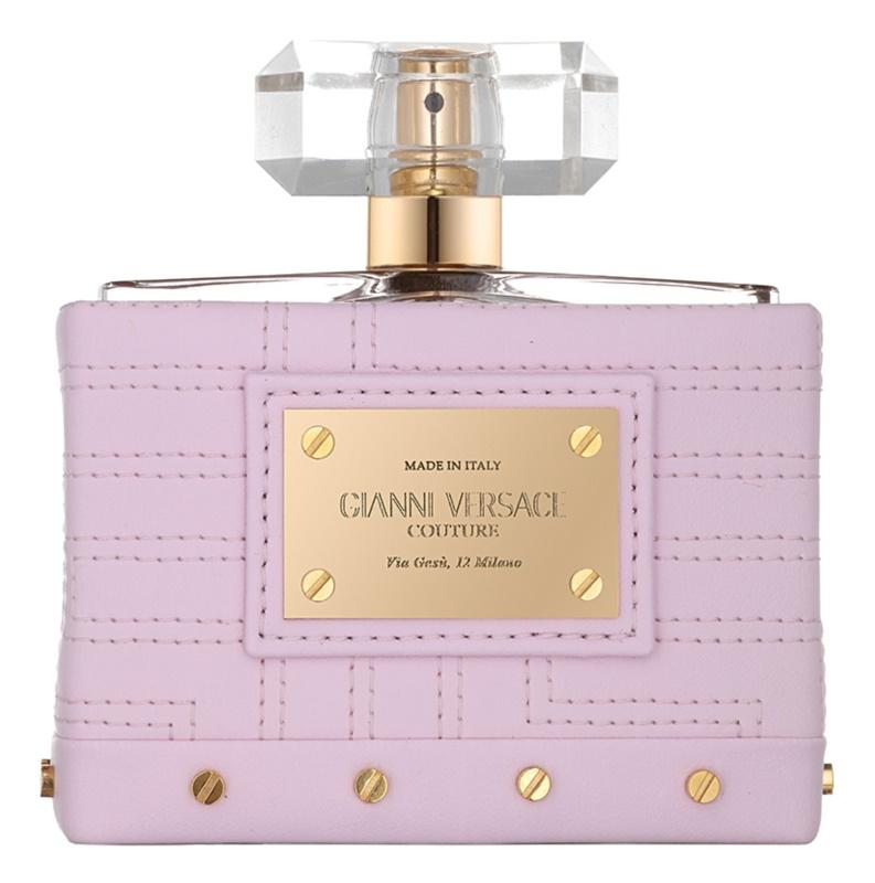 Versace Gianni Versace Couture  Tuberose eau de parfum pentru femei 100 ml Cutie cadou