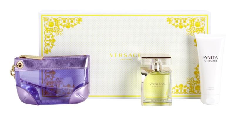 Versace Vanitas dárková sada XII.