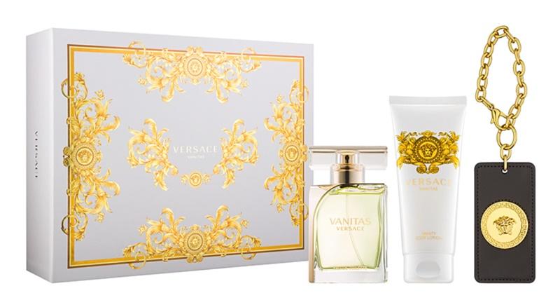 Versace Vanitas coffret cadeau XIV.