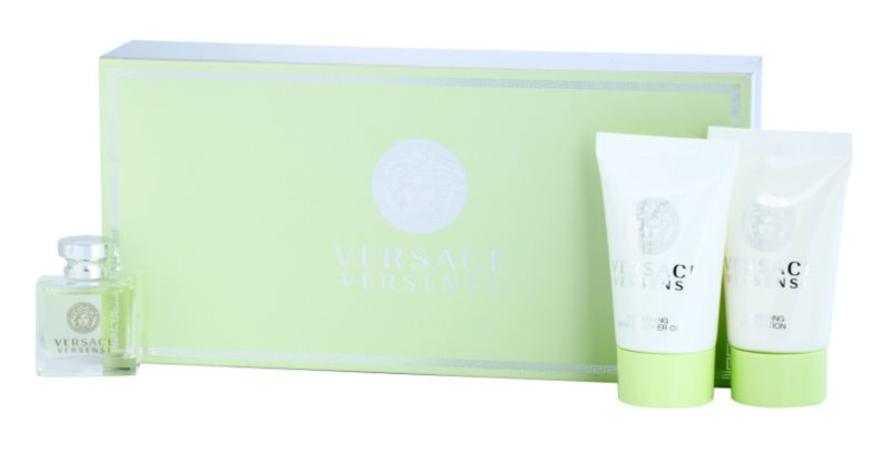 Versace Versense zestaw upominkowy II.