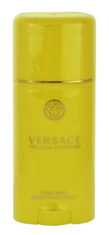 Versace Yellow Diamond desodorante en barra para mujer 50 ml