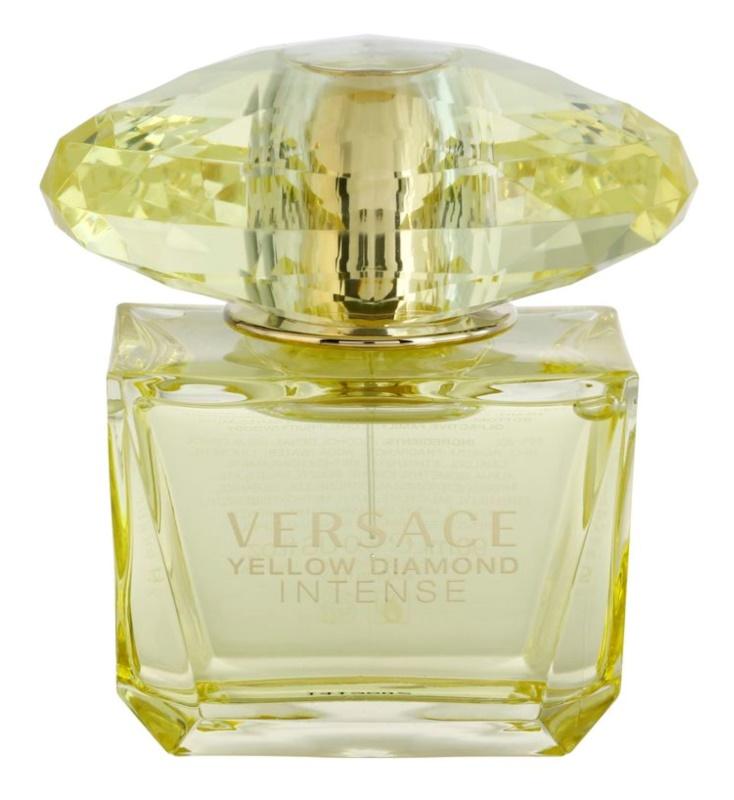 Versace Yellow Diamond Intense eau de parfum teszter nőknek 90 ml