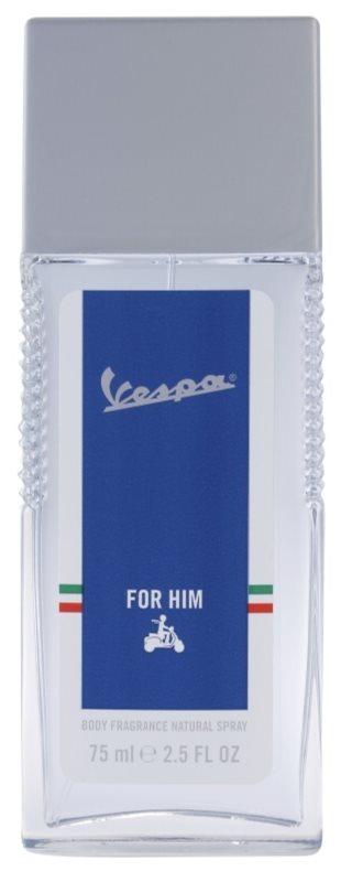 Vespa For Him Deo met verstuiver voor Mannen 75 ml