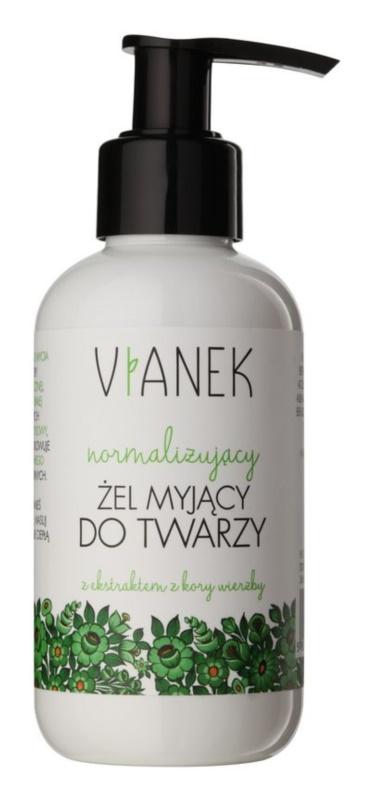 Vianek Energizing Reinigungsgel  für fettige und problematische Haut