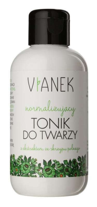 Vianek Energizing normalizáló tonik zsíros és problémás bőrre