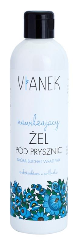 Vianek Moisturising sprchový gél s hydratačným účinkom