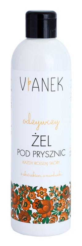 Vianek Nutritious Shower Gel with Nourishing Effect