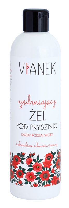 Vianek Reinforcement Shower Gel with Firming Effect