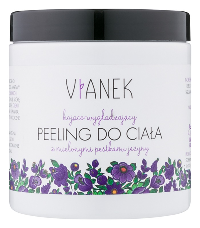 Vianek Soothing Body Scrub With Sugar With Smoothing Effect