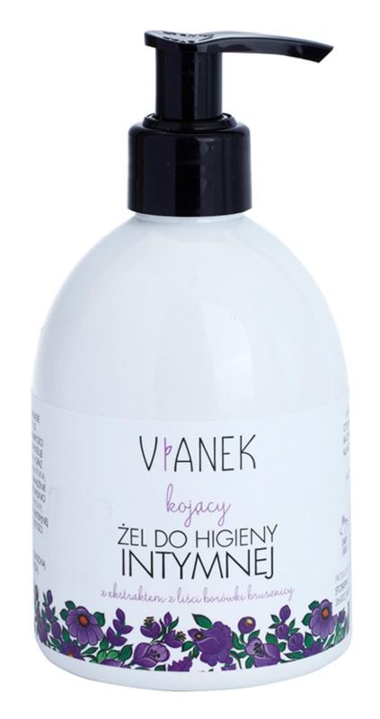 Vianek Soothing Intimate hygiene gel For Everyday Use