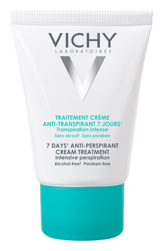 Vichy Deodorant Antitranspirant-Creme für alle Oberhauttypen