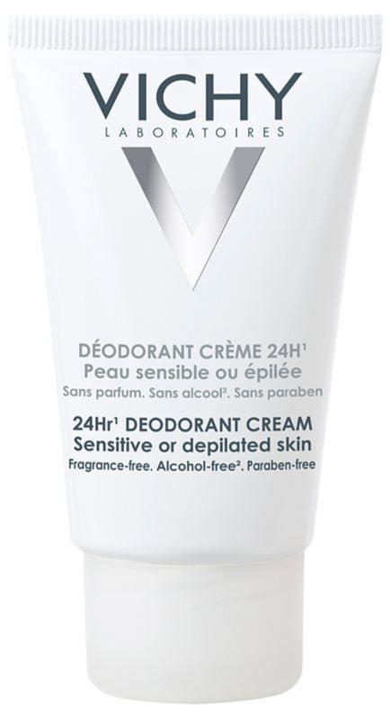 Vichy Deodorant deodorant crema pentru piele sensibila