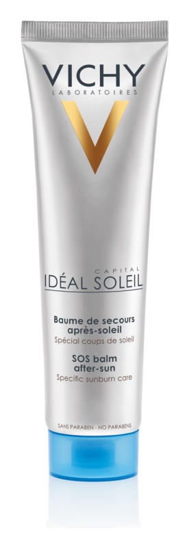 Vichy Idéal Soleil Capital SOS - бальзам після засмаги