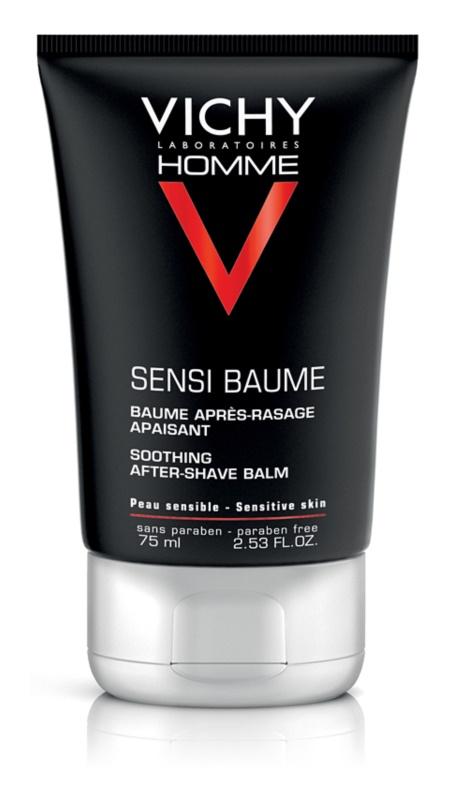 Vichy Homme Sensi-Baume After Shave Balm For Sensitive Skin
