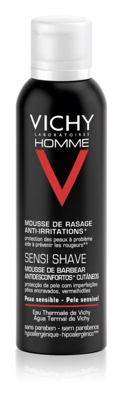 Vichy Homme Anti-Irritation gel na holení pro citlivou a podrážděnou pleť