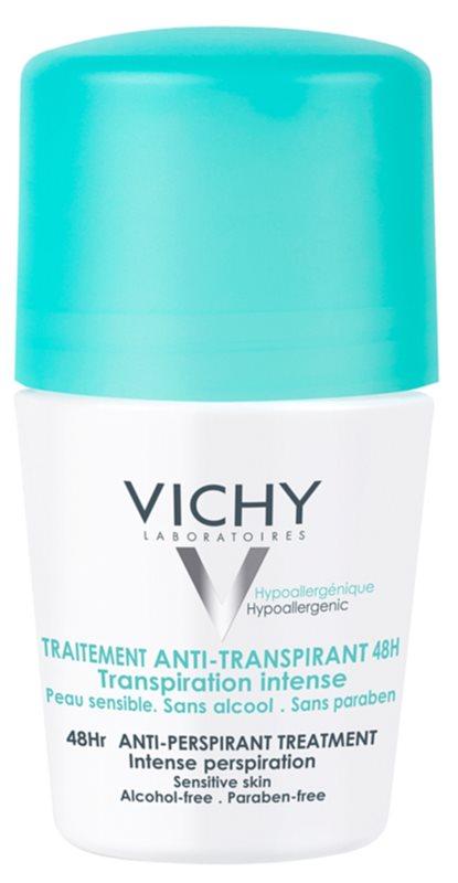 Vichy Deodorant roll-on antibacteriano contra suor excessivo