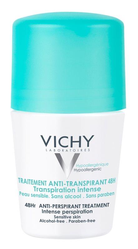 Vichy Deodorant рол- он против изпотяване срещу силно изпотяване