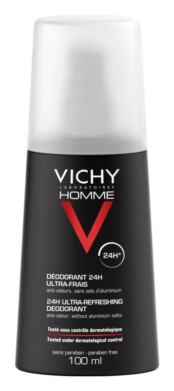 Vichy Homme Deodorant déodorant en spray anti-transpiration excessive