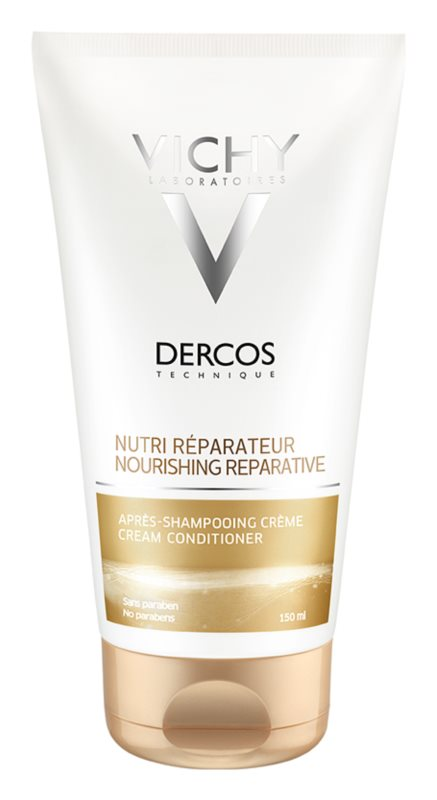 Vichy Dercos Nutri Reparateur Nourishing Conditioner for Dry and Damaged Hair
