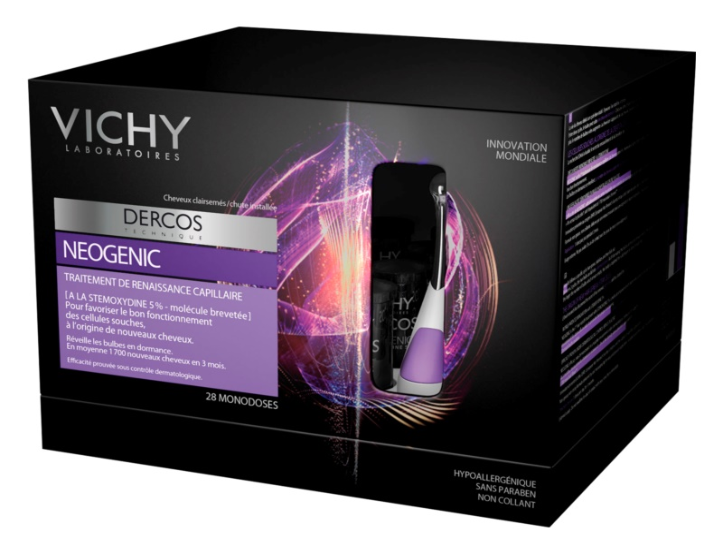Vichy Dercos Neogenic kúra pro znovuobnovení růstu vlasů