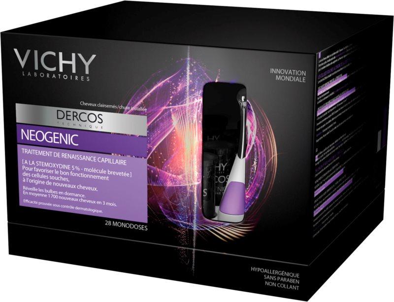 Vichy Dercos Neogenic tratamiento para la recuperación del cabello