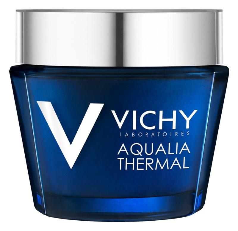 Vichy Aqualia Thermal Spa tratamiento de noche hidratante intenso  contra signos de cansancio