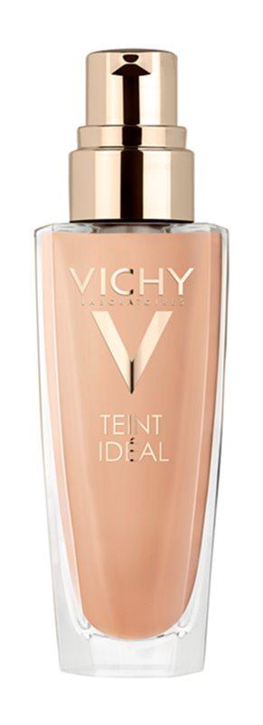 Vichy Teint Idéal роз'яснюючий  тональний флюїд  з матуючим ефектом