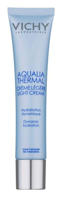 Vichy Aqualia Thermal Light lekki krem nawilżający na dzień do cery normalnej i mieszanej
